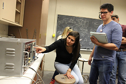 Nuclear Engineering Chair's Fund