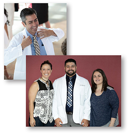 Physician Assistant White Coat Program Fund