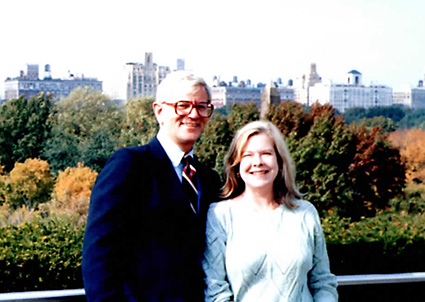 The Sally and Ted Occhialino Semester in D.C. Scholarship Fund