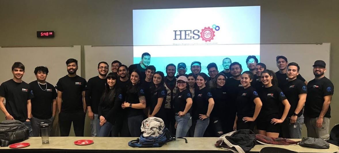 HESO-Hispanic Engineering and Science Organization Student Chapter