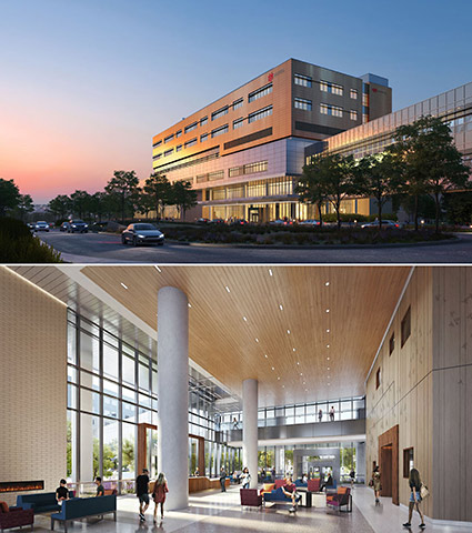 UNM Hospital – New Adult Tower Fund